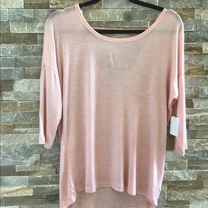 Charlotte Russe 3/4 sleeve shirt